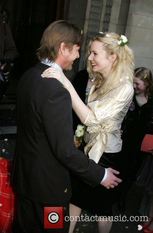 Sean Bean and Georgina Sutcliffe 10