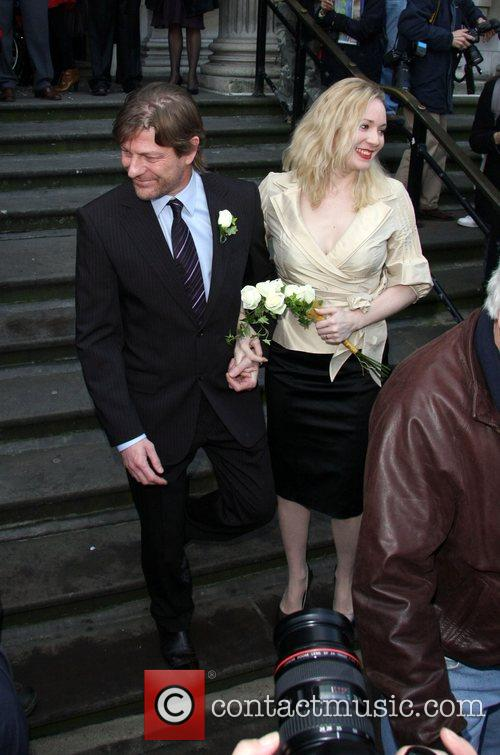 Sean Bean and Georgina Sutcliffe 3