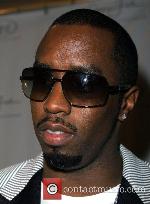 Sean Combs (aka P Diddy) attends the spring...