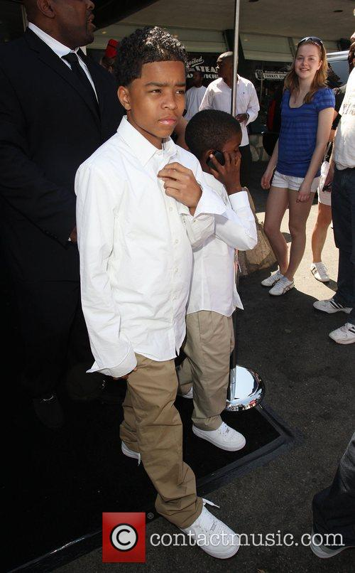 Party for Sean Combs aka P Diddy at...