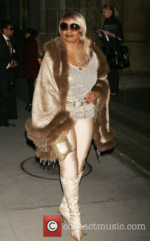Janice Combs Mercedes-Benz Fashion Week Fall 2008 -...