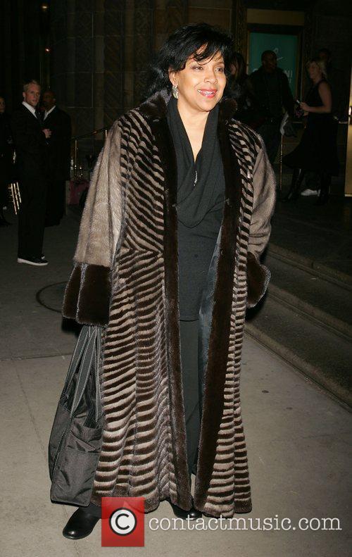 Phylicia Rashad Mercedes-Benz Fashion Week Fall 2008 -...