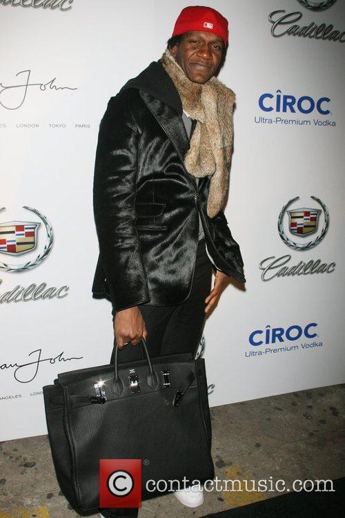 A.J. Alexander Mercedes-Benz Fashion Week Fall 2008 -...