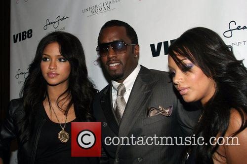 Lauren London and Sean Combs 2