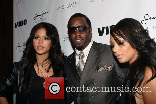 Lauren London and Sean Combs 6