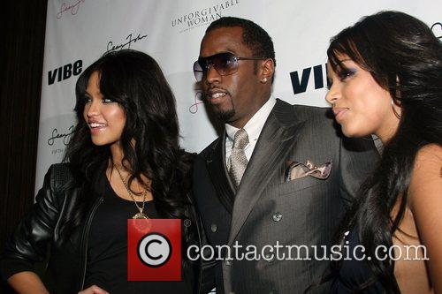 Lauren London and Sean Combs 5