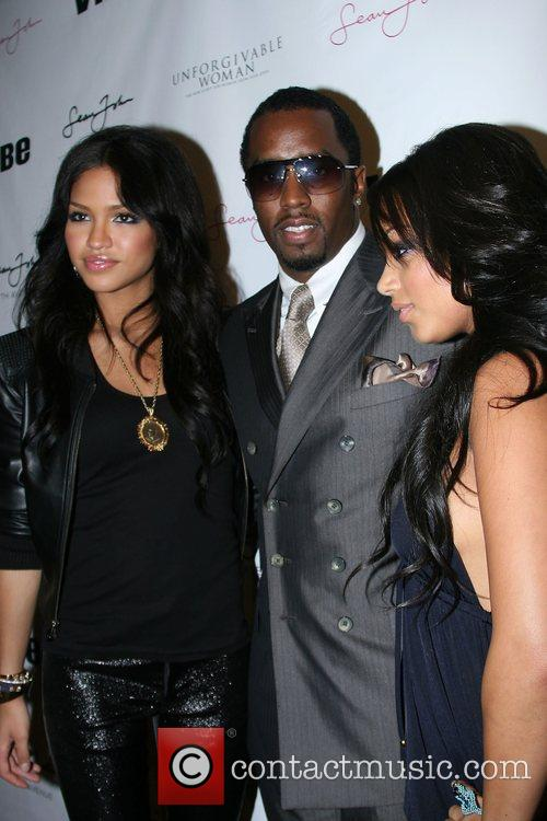 Lauren London and Sean Combs 7