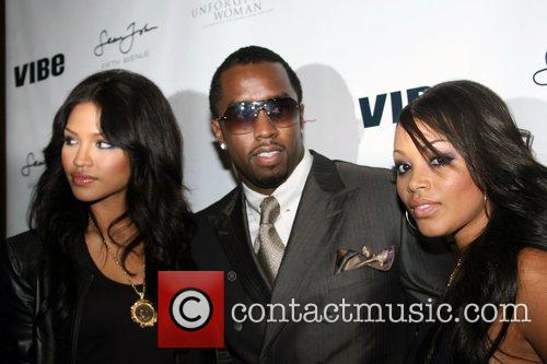 Lauren London and Sean Combs 3