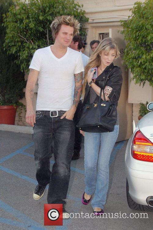 Sean Stewart and friends out and about in...