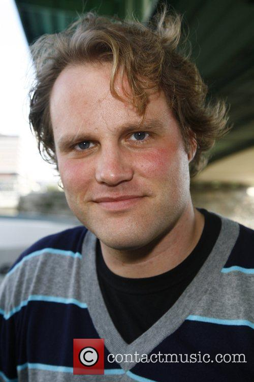 Marco Reseg at a photocall for german comedy...