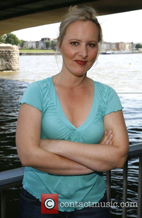 Nina Vorbrodt at a photocall for german comedy...