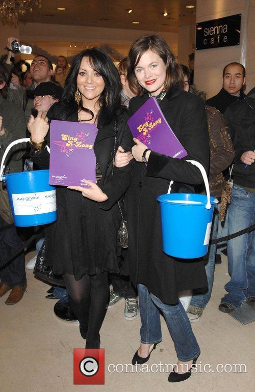At the Make-A-Wish Charity Evening held at Selfridges