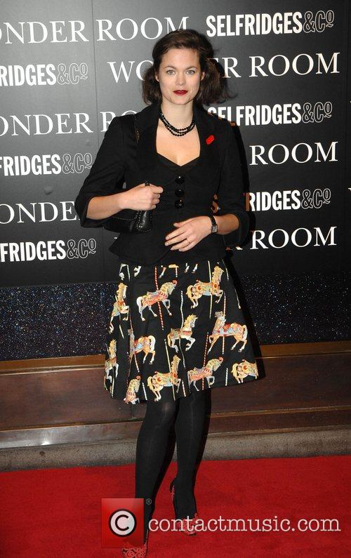 Jasmine Guinness Launch of the 'Wonder Room' at...