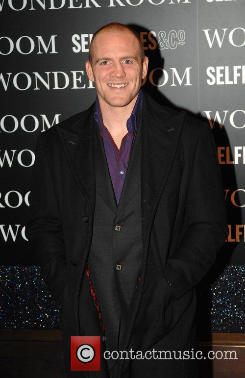 Mike Tindall Launch of the 'Wonder Room' at...