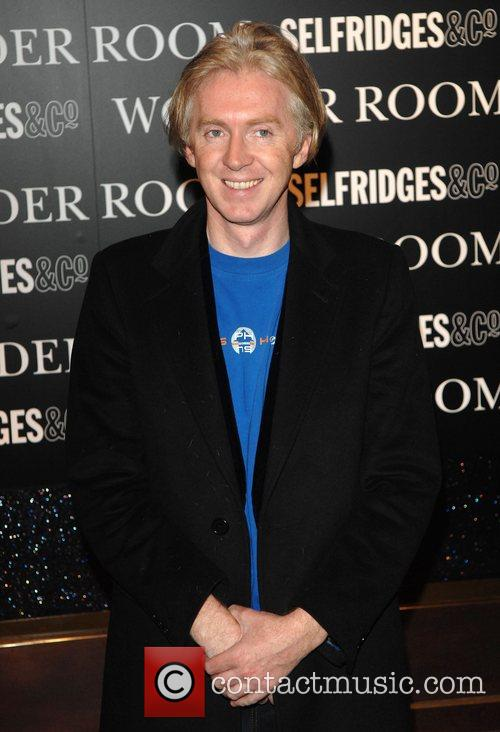 Philip Treacy Launch of the 'Wonder Room' at...