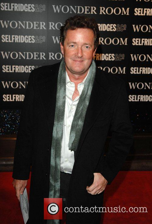 Piers Morgan Launch of the 'Wonder Room' at...