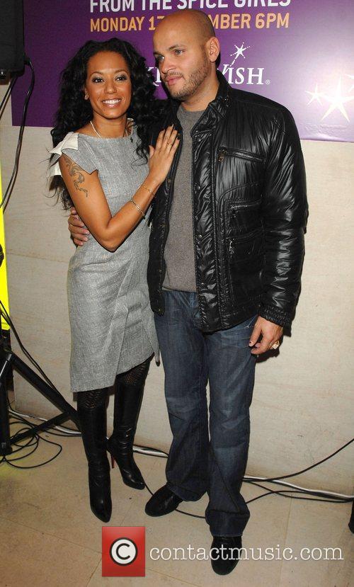 Mel B and Steven Belafonte 7
