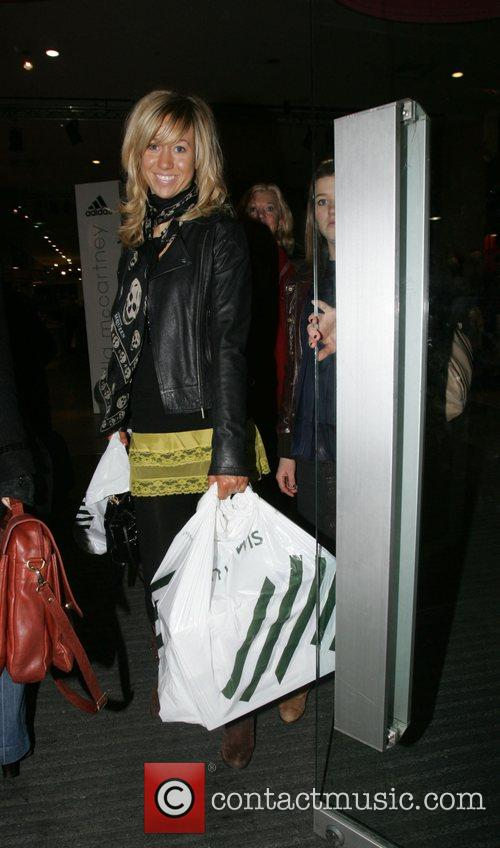 Grace Adams-Short from Big Brother leaving Selfridges after...