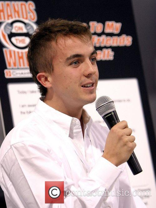 Frankie Muniz is announced as Copper Tire's newest...