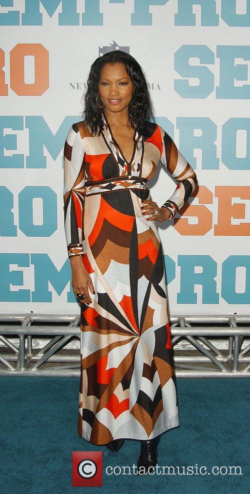 Garcelle Beauvais 'Semi-Pro' Premiere - Arrivals Los Angeles,...