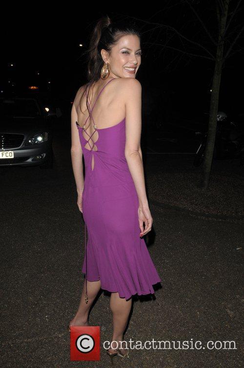 Natassia Scarlet Malthe Vivienne Westwood Opus - launch...