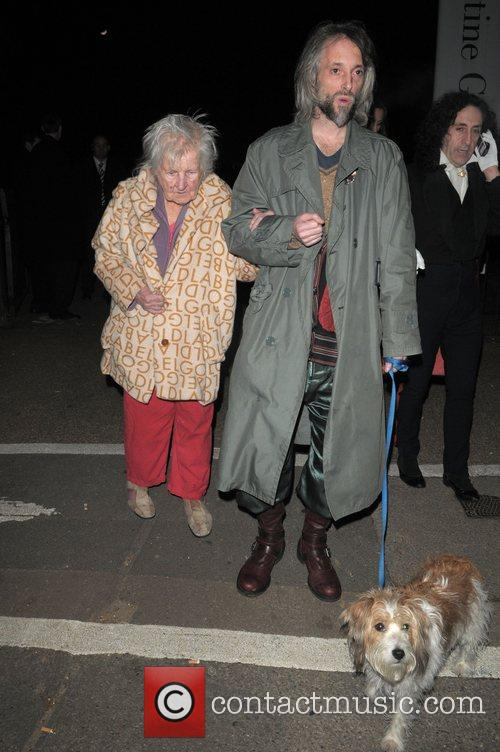 Vivienne Westwood's mother and Vivienne's son  Vivienne...