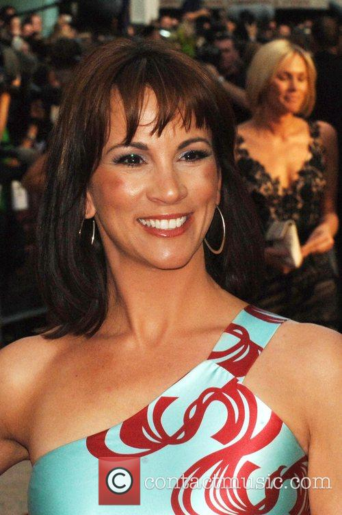 Andrea Mclean and Sex And The City 8