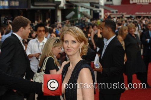 Cynthia Nixon and Sex And The City 24
