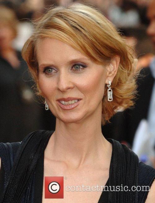 Cynthia Nixon and Sex And The City 21