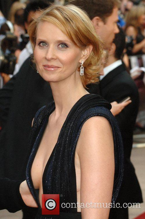 Cynthia Nixon and Sex And The City 27