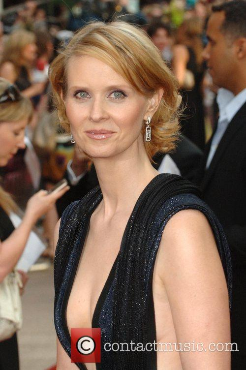 Cynthia Nixon and Sex And The City 25