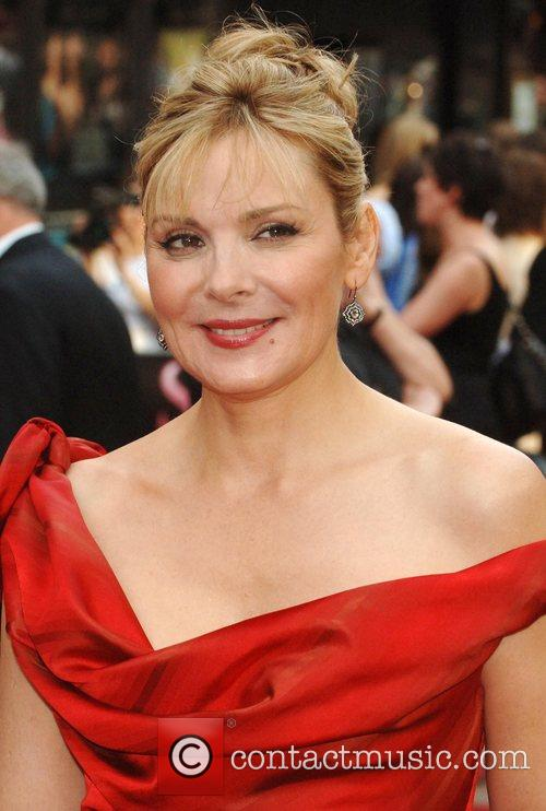 Kim Cattrall and Sex And The City 17