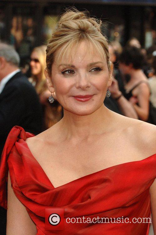Kim Cattrall and Sex And The City 12