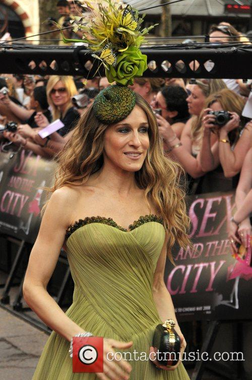 Sarah Jessica Parker and Sex And The City 43