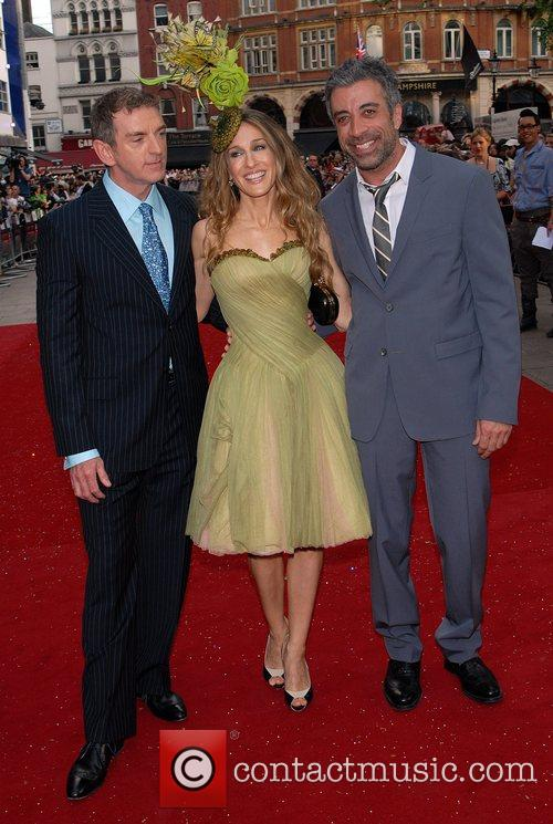 Michael Patrick King, Sarah Jessica Parker and Sex And The City 3
