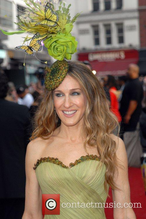 Sarah Jessica Parker and Sex And The City 3