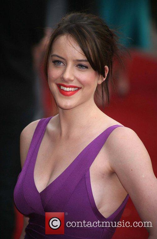 Michelle Ryan and Sex And The City 3