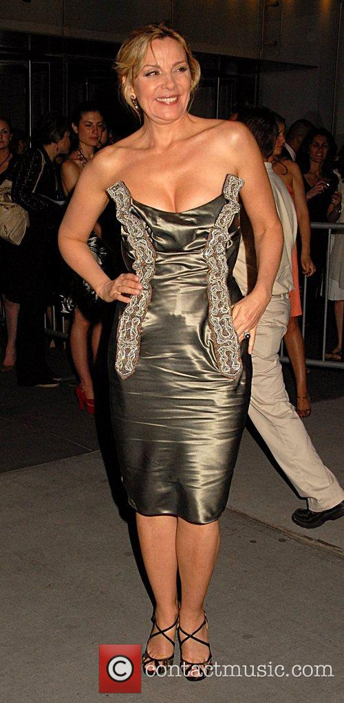 Kim Cattrall The 'Sex and the City' premiere...