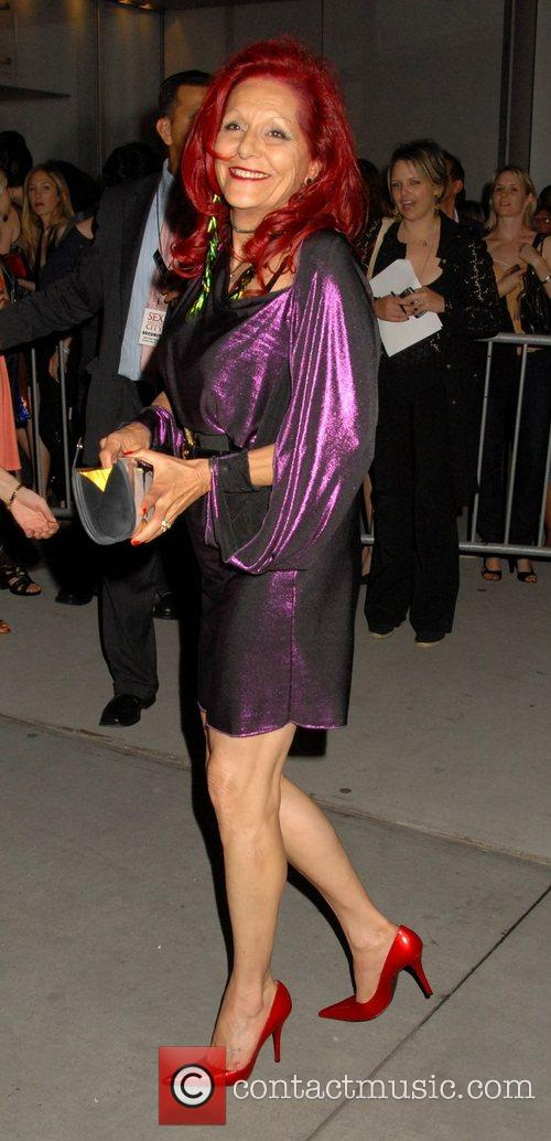 Patricia Field The 'Sex and the City' premiere...