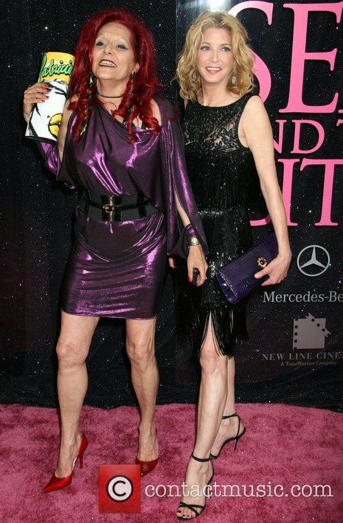 Patricia Fields and Candace Bushell US premiere of...
