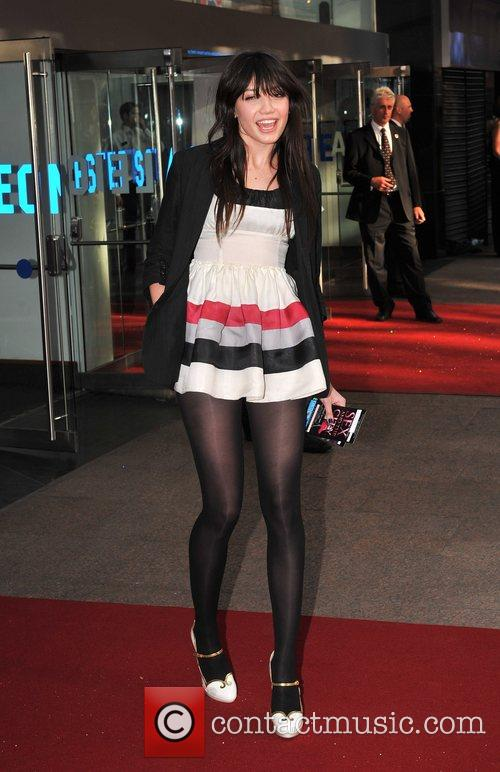 Daisy Lowe UK film premiere of 'Sex And...