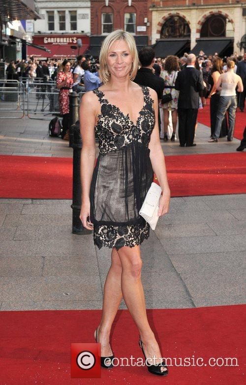 Jenni Falconer and Sex And The City 1
