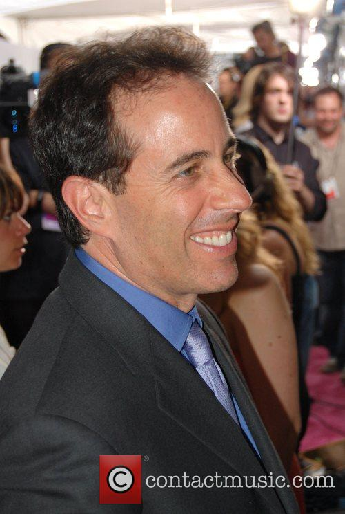 Jerry Seinfeld US premiere of 'Sex and the...