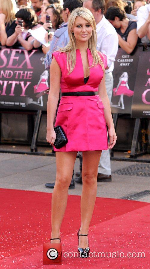 Alex Curran and Sex And The City 6