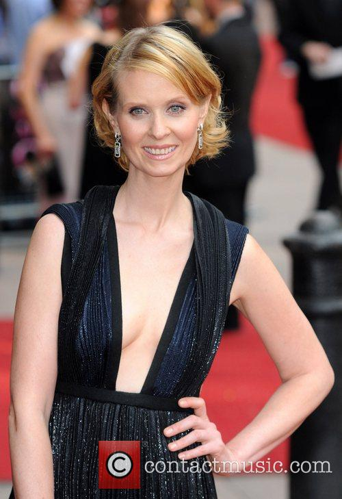 Cynthia Nixon and Sex And The City 17