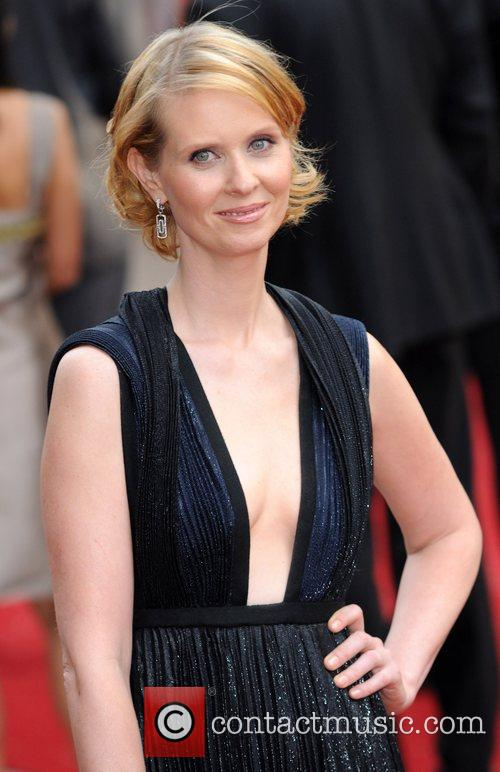 Cynthia Nixon and Sex And The City 18