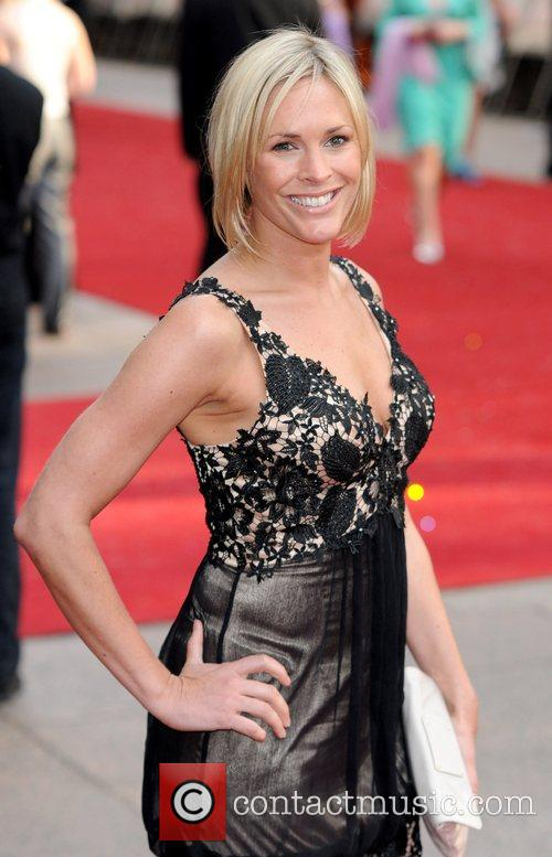 Jenni Falconer and Sex And The City 4