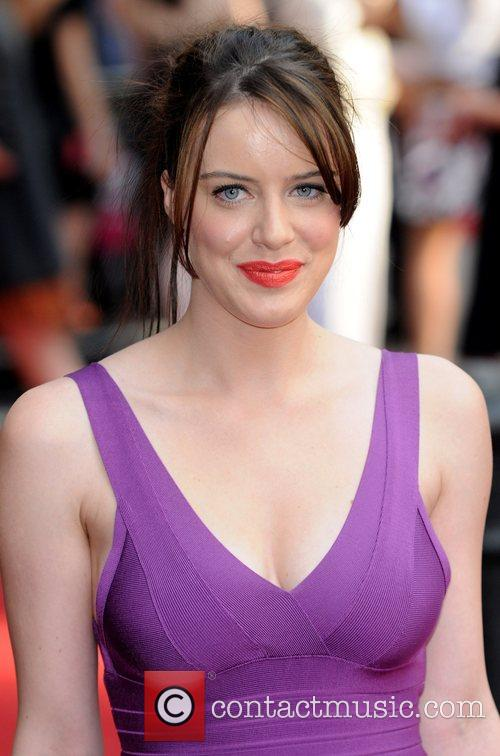 Michelle Ryan and Sex And The City 10