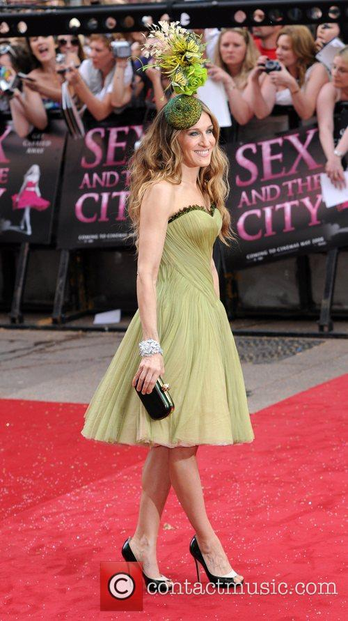 Sarah Jessica Parker and Sex And The City 40