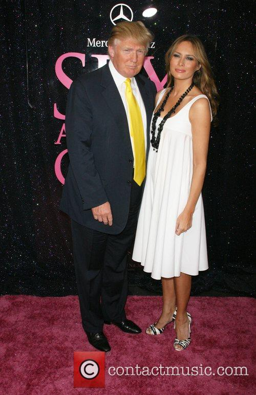 Donald Trump, Radio City Music Hall
